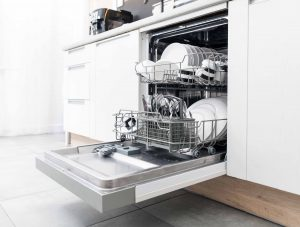 dishwasher not drying