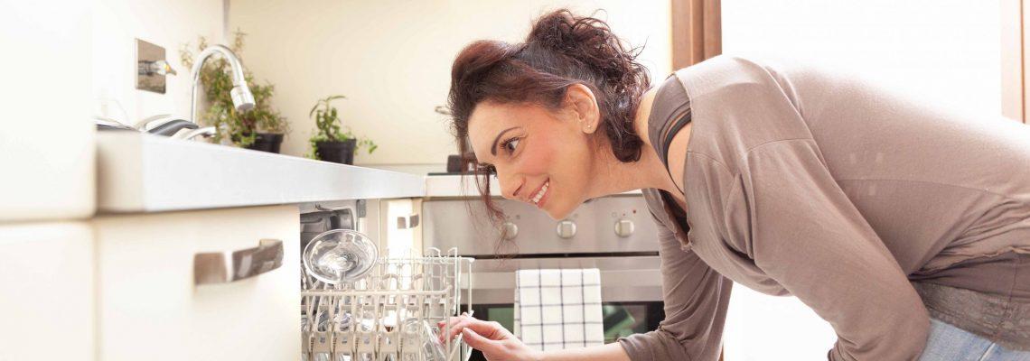 dishwasher smell